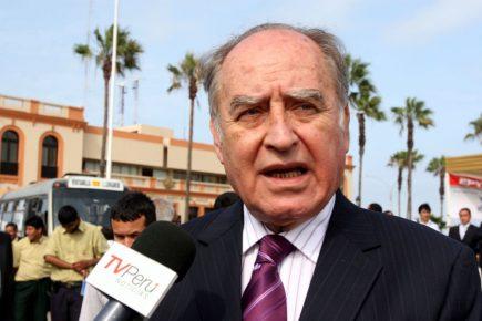 ACT: Ántero Flores – Aráoz juramentó como nuevo jefe del gabinete ministerial
