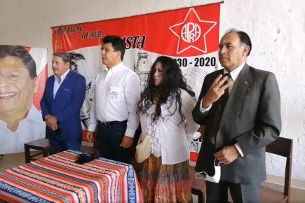 Elecciones2021: APRA disconforme con la organización de la ONPE