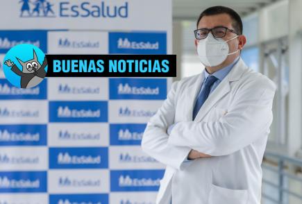 Oncólogo arequipeño reconocido como el mayor  experto en Linfomas B