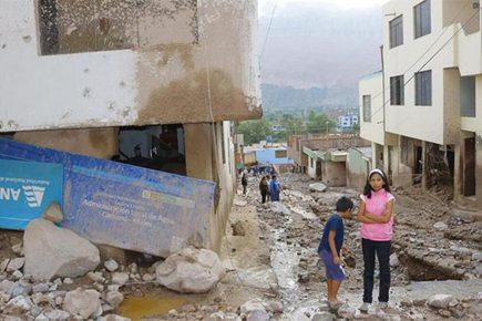 Arequipa: estos son los 89 distritos de alto riesgo frente a temporada de lluvias