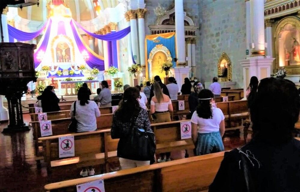 Misas en Arequipa.