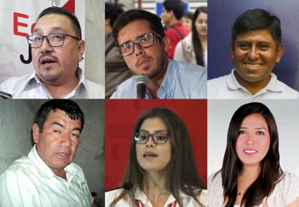 Elecciones 2021: precandidatos que vuelven a postular en Arequipa
