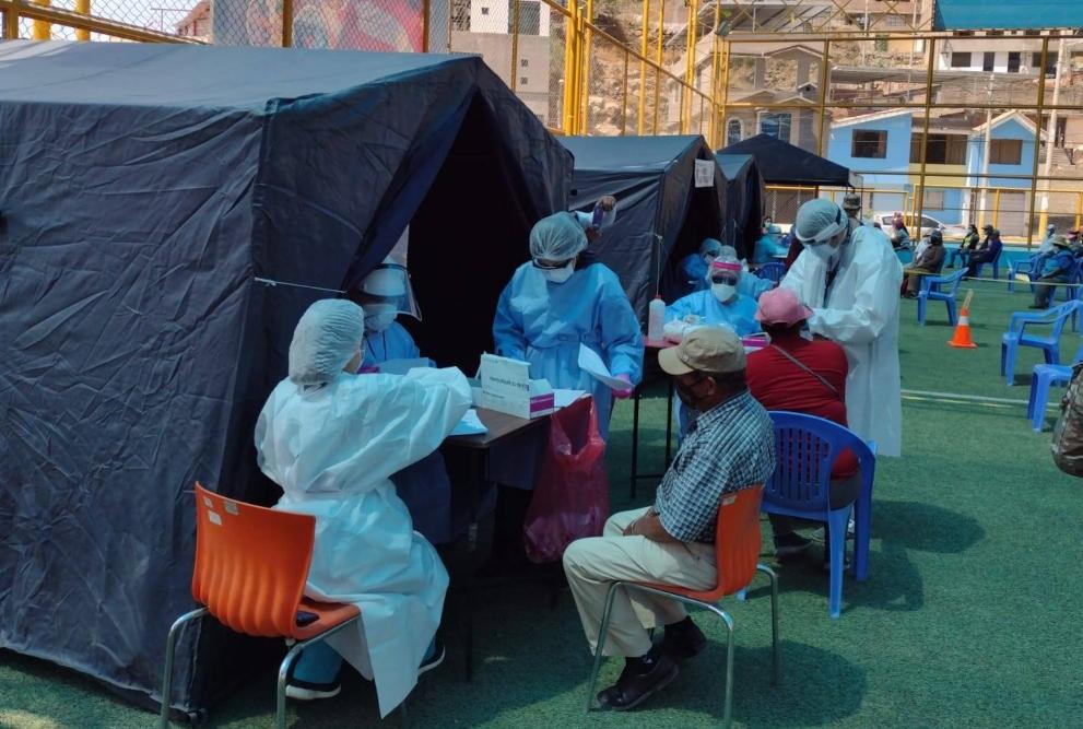 Coronavirus en Arequipa:  Salud informa que no hubo decesos en últimas horas