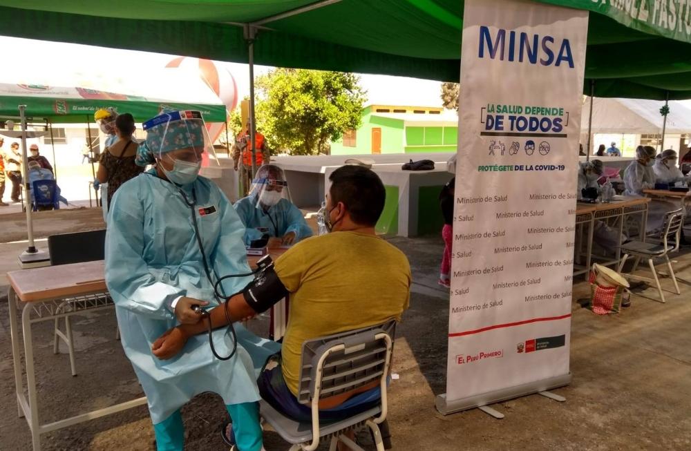 Coronavirus en Arequipa: el 5% de tamizados dio positivo en las últimas 24 horas