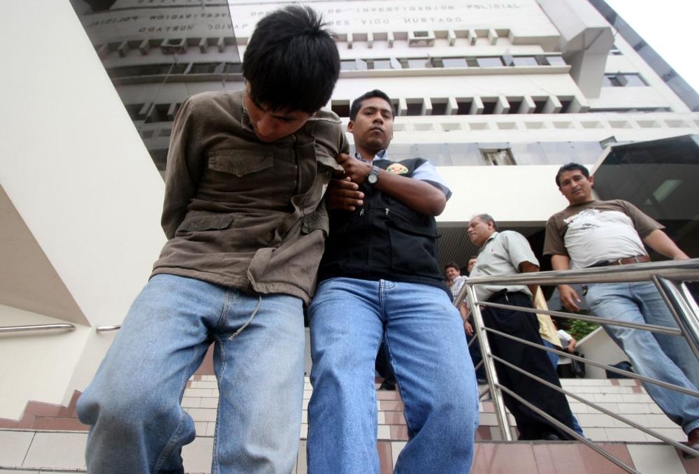 Arequipa: condenan a 24 años de cárcel a proxeneta que prostituyó a menores