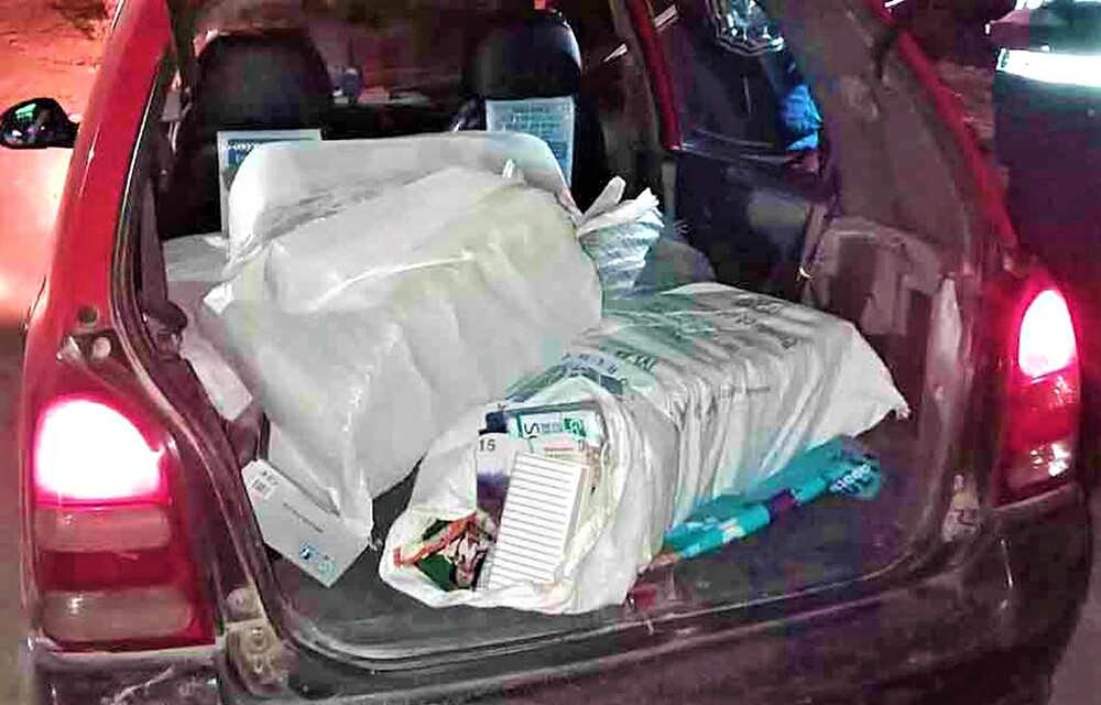 Mafia de Transporte de Arequipa