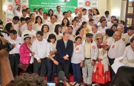 Elecciones 2021: Más de 700 militantes renunciaron al Frente Amplio