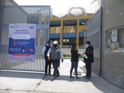 ONPE: Elecciones Internas se realizaron con normalidad y protocolos de seguridad