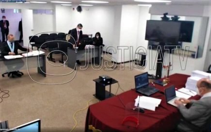Fuerza Popular: Juez  Zuñiga revisa pedido fiscal de suspensión del partido (Video)