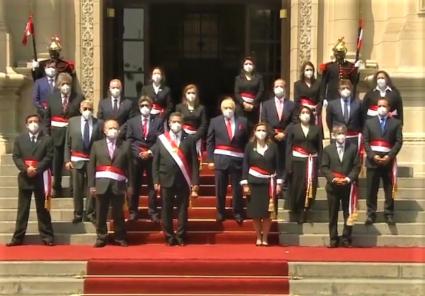 Estos son los perfiles de los nuevos ministros del gabinete de Ántero Flores-Aráoz (VIDEO)