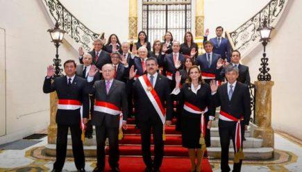 Frepap y Frente Amplio no darán voto de confianza a gabinete Flores-Aráoz