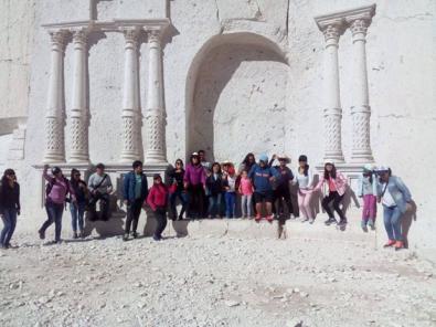 Reabren Canteras de Sillar de Añashuayco al turismo