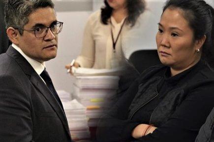 José Domingo Pérez: Hay alta probabilidad de captación de dinero ilícito en Fuerza Popular