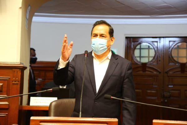 vacancia presidencial Jose Vega