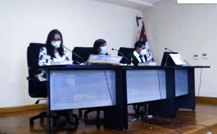 Fiscalía pidió 35 años de cárcel para acusado del feminicidio de Yulemi Gómez