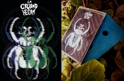 """La Ciudad Negra publica su primer álbum en formato cassette """"Scar/abajo"""""""