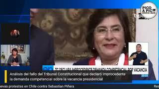 Pico a Pico: El Tribunal Constitucional se lava las manos