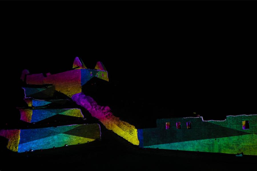 Machu Picchu inauguración 3