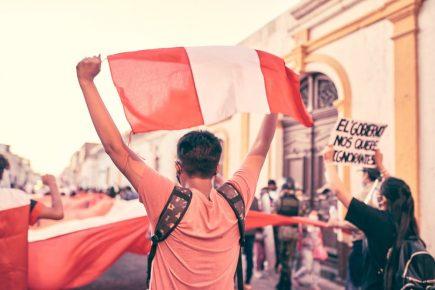Marcha Nacional: Así fue la  protesta que congregó a miles de ciudadanos (VIDEO)