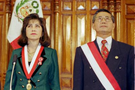 Martha Chávez: Fujimori no está preso por ladrón, sino por combatir terrorismo (VIDEO)