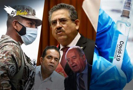 Manuel Merino denunciado por homicidio doloso y abuso de autoridad  | Al Vuelo noticias