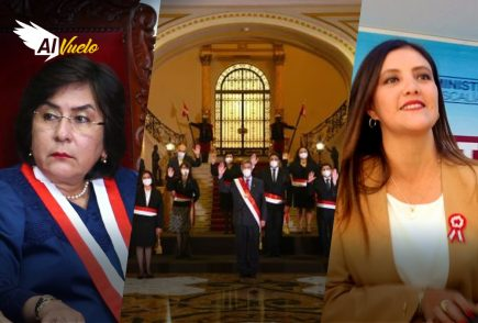 Pilar Mazzetti y Alejandro Neyra vuelven a ser ministros  | Al Vuelo noticias