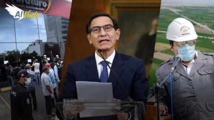 Vacancia presidencial se debatirá el 9 de noviembre  | Al Vuelo noticias