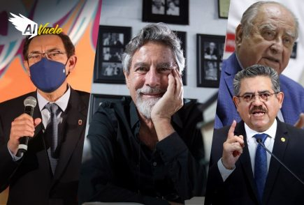 Francisco Sagasti ofreció confianza a la población peruana | Al Vuelo noticias