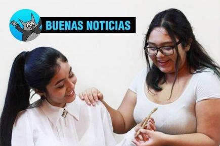 Un lapicero que siembra vida: jóvenes inventoras peruanas ganan concurso mundial