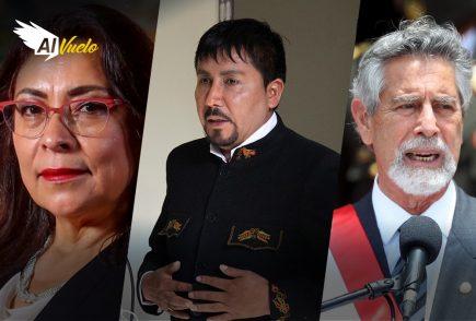 Elmer Cáceres a Sagasti: «¡Señor presidente, atiéndame!» | Al Vuelo noticias