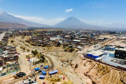 Proyecto 'Vía de 4 carriles' inicia con la construcción de puente Añashuayco 2