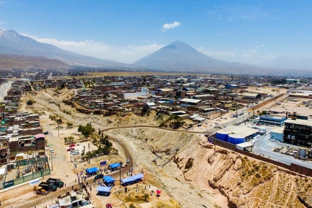 Arequipa: proyecto 'Vía de 4 carriles' inicia con la construcción de puente Añashuayco 2