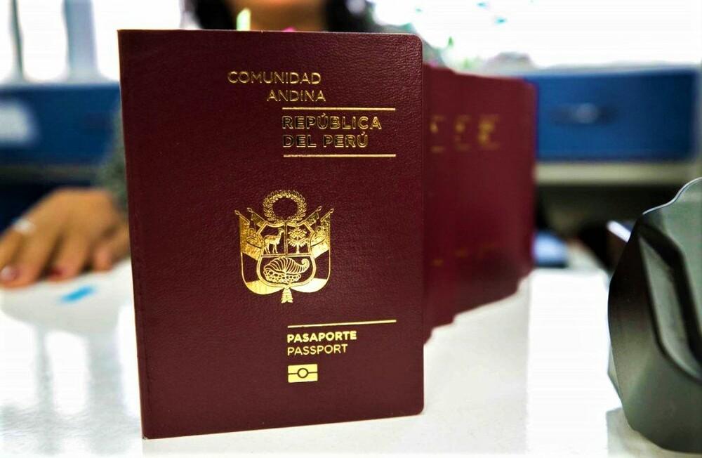 Pasaportes en Arequipa
