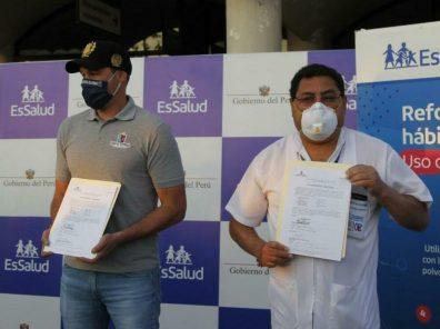 Elecciones 2021: Gerente de EsSalud Arequipa es precandidato al Congreso
