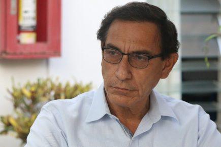 Entrevista a Martín Vizcarra, por Gustavo Gorriti y Romina Mella