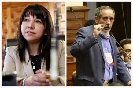 Congreso: Se filtra audio de legislador acciopopulista sobre procedimiento de vacancia (VIDEO)