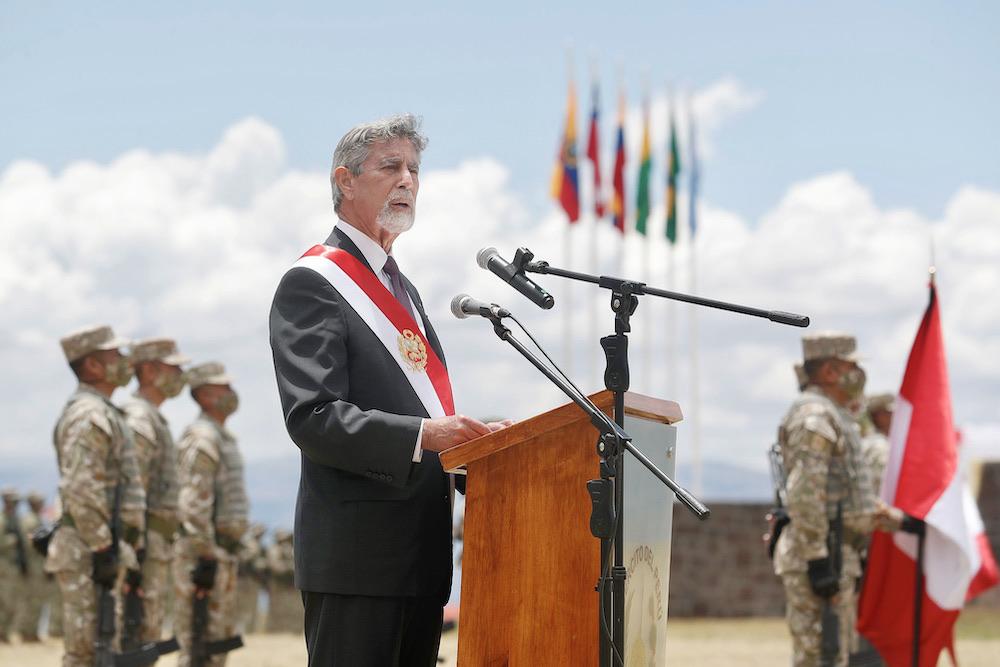 alcalde de arequipa omar candia aguilar informó que el presidente francisco sagasti podría visitar la ciudad en las próximas semanas