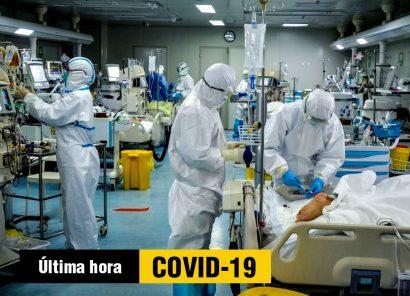 Ocho fallecidos en las últimas horas por covid-19 y ya son cerca de 150 mil casos