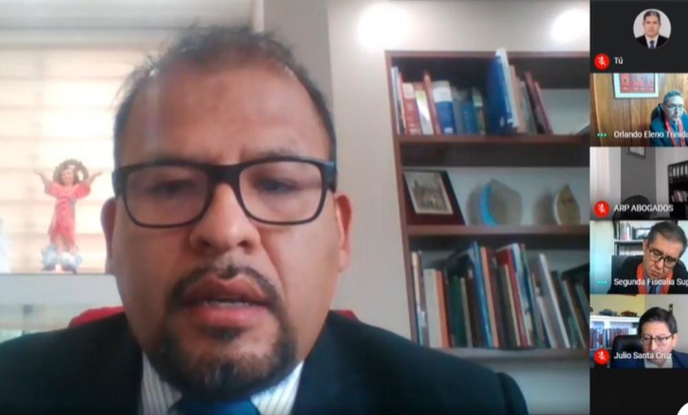 Arequipa: Sala tendrá lista sentencia de Omar Candia para inicios de 2021