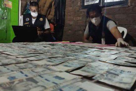 Ayacucho: Fiscalía Anticorrupción detiene 4 alcaldes vinculados a mafia