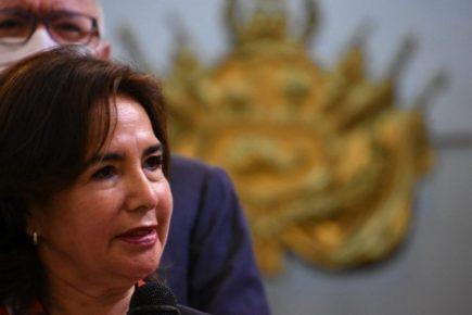 Elvia Barrios, la primera presidenta mujer del Poder Judicial