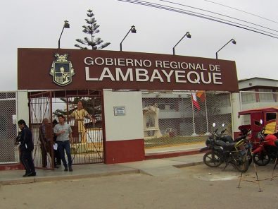 Fiscalía y Contraloría en el GORE Lambayeque por caso «Temerarios del crimen»