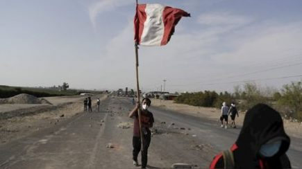 Paro agrario de 24 horas inicia sin bloqueo de carreteras en Ica