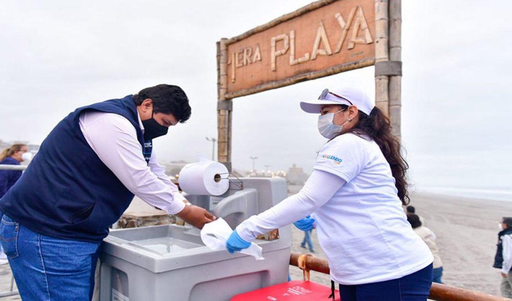 Arequipa: Islay descarta cierre de playas en verano, a diferencia de Camaná y Caravelí
