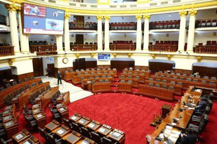 Congreso no incluyó propuesta del Ejecutivo para derogar régimen laboral agrario