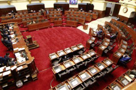 Pleno del Congreso aprobó por mayoría derogar Ley de promoción agraria 27360