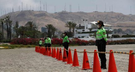 Prórroga del Estado de Emergencia Nacional, cierre de playas y nueva hora para el toque de queda