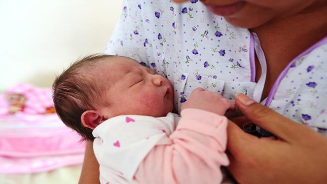 DNI recién nacidos