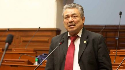 Acción Popular no cumplió compromiso de suspender elección de magistrados TC