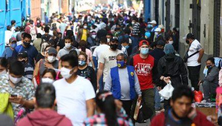Minsa: Perú entró a segunda ola de Covid-19 según cifras y pico llegará en marzo